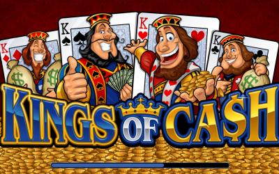 Kings of Cash Online Tragamonedas